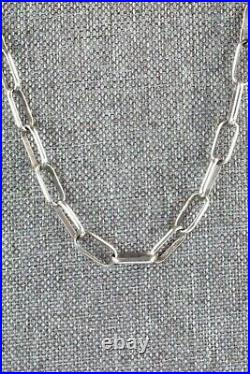 Sterling Silver Chain Necklace Kevin Shorty
